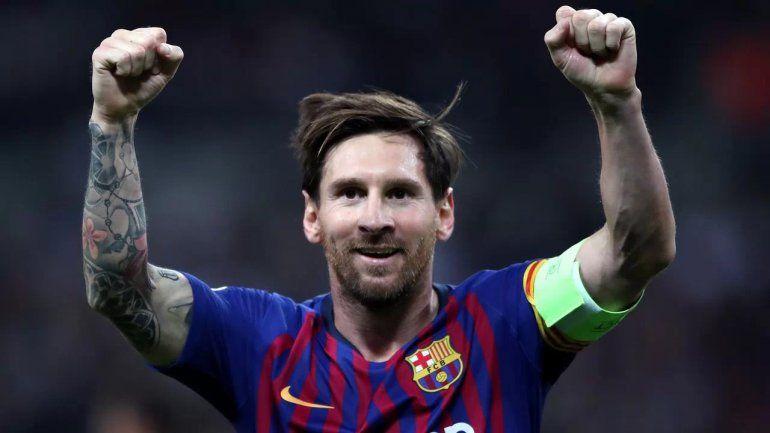 Impresionante: cuánto gana Messi por día, hora y minuto