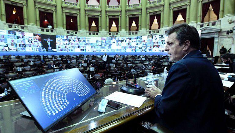 Diputados aprobó el proyecto de Defensa del Fondo de Garantía de Sustentabilidad
