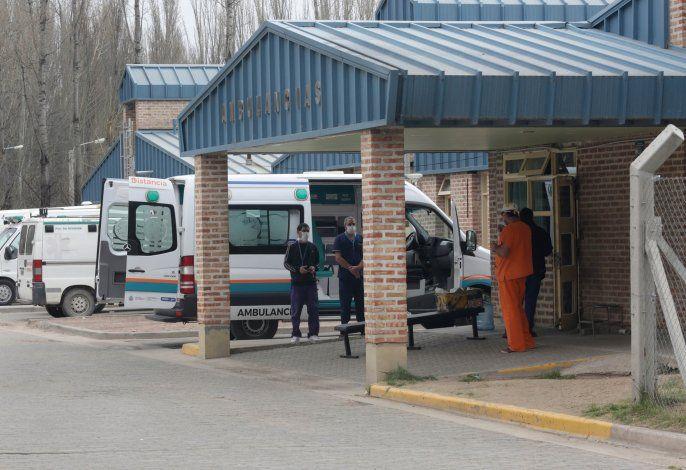 Al límite: paciente estuvo siete horas esperando por un respirador