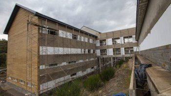 los detalles del nuevo hospital de san martin de los andes