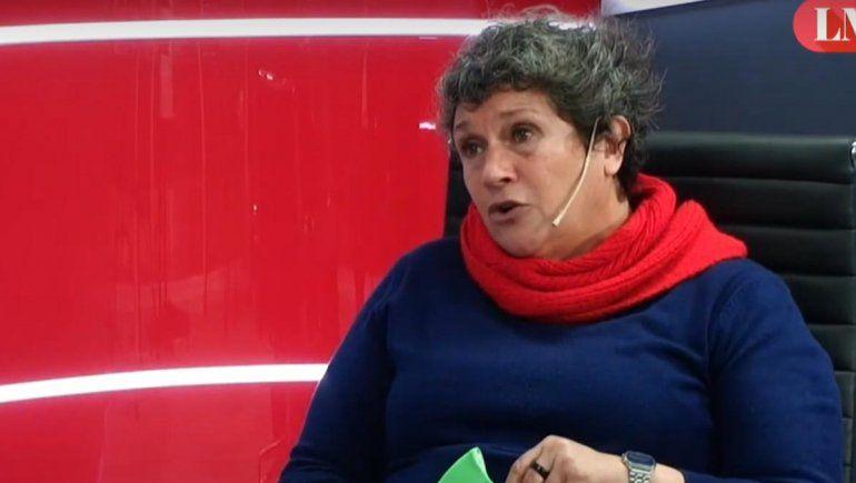 Sandra Ferrero pidió por un fuero ambiental en Argentina