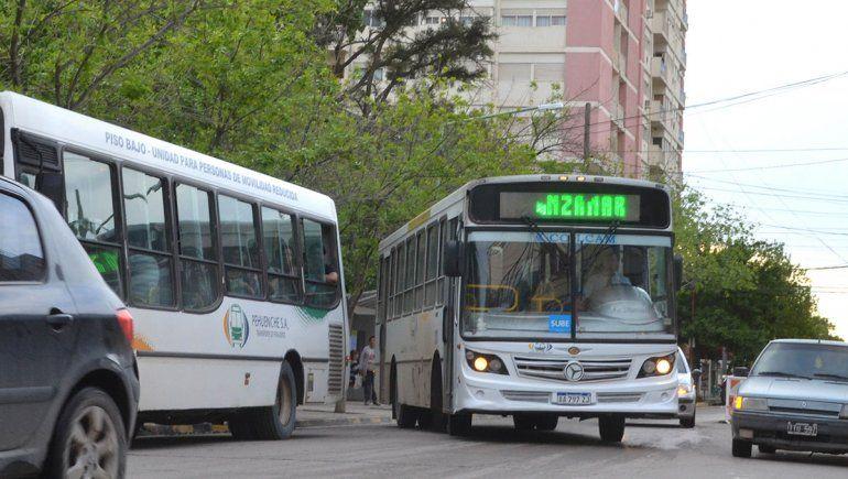 El boleto urbano en Cipolletti será el más caro de la región: $ 34,74