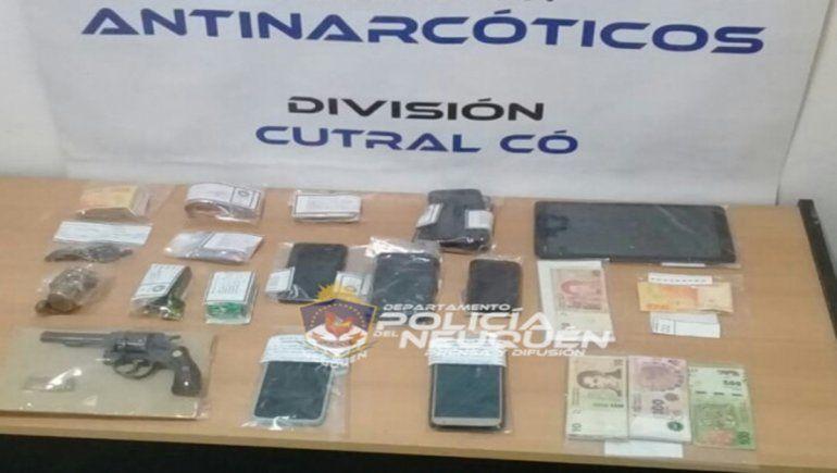 La Policía secuestró drogas