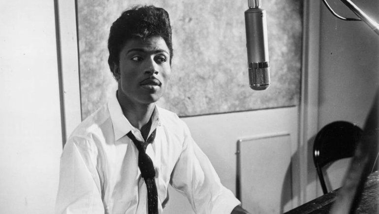 Murió Little Richard, el pionero del rock and roll