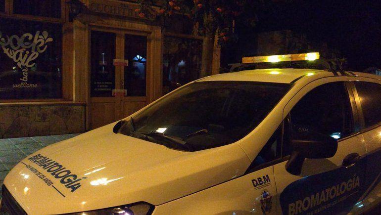 San Martín: clausuraron un bar por abrir fuera de horario