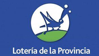 Resultados de la Quiniela de la Provincia: Matutina del 20
