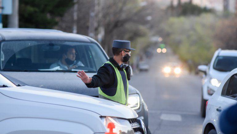 Neuquén capital: no habrá más restricciones de circulación vehicular después de las 18