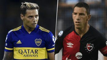 Mauro Zárate y Maxi Rodríguez estarán frente a frente.