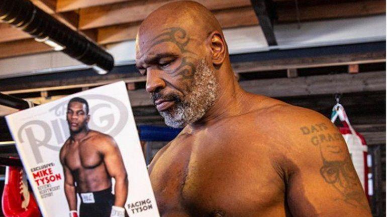 Esta noche pelea Tyson: hora, TV y la fortuna que cobra por volver a los 54 años