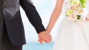 TikTok: pareja de recién casados es viral tras insólita escena