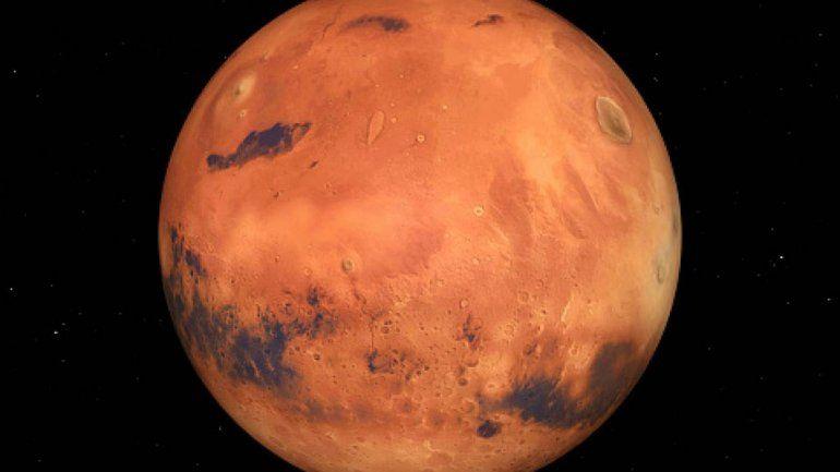 Indicios de posible vida extraterrestre en el planeta rojo
