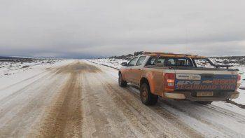 Operativo invierno: la ruta 13 sólo estará habilitada hasta las 18