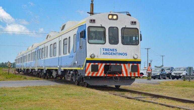 Pinamar: regresa el tren entre Buenos Aires y Pinamar