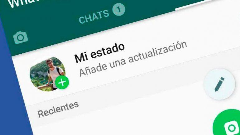 WhatsApp: verificá si usuarios desconocidos ven tus estados