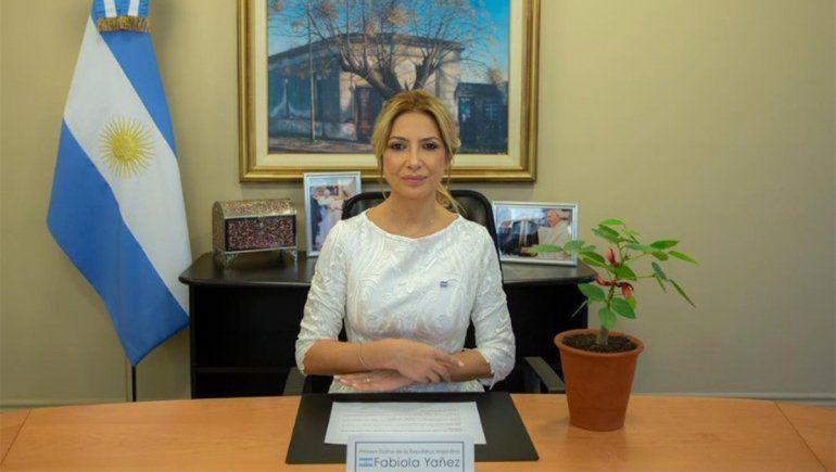 Fabiola Yañez está representada por el abogado Luis Goldin   Foto: @fabiolaoficialok (Vía Instagram)