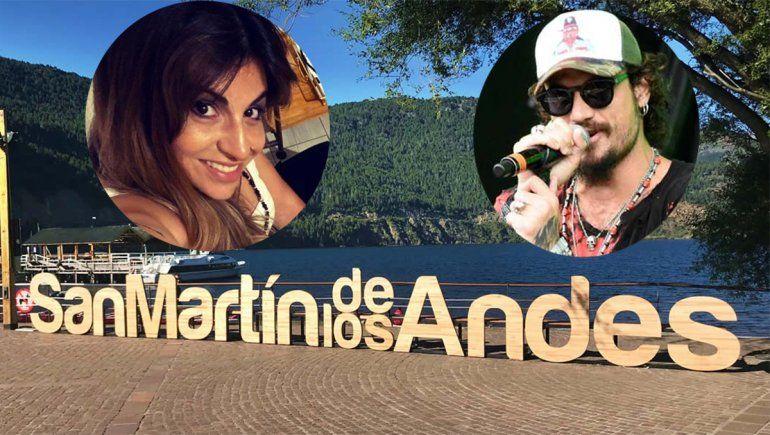 ¿Gianinna y Osvaldo blanquearán su amor en Neuquén?