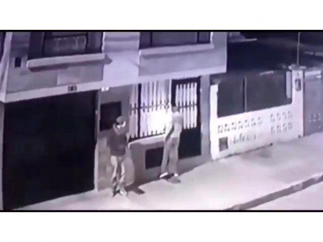 Querían robar, pero terminaron asaltados por otros ladrones