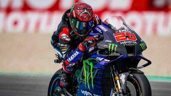 Quartararo puede ser campeón del MotoGP en Misano