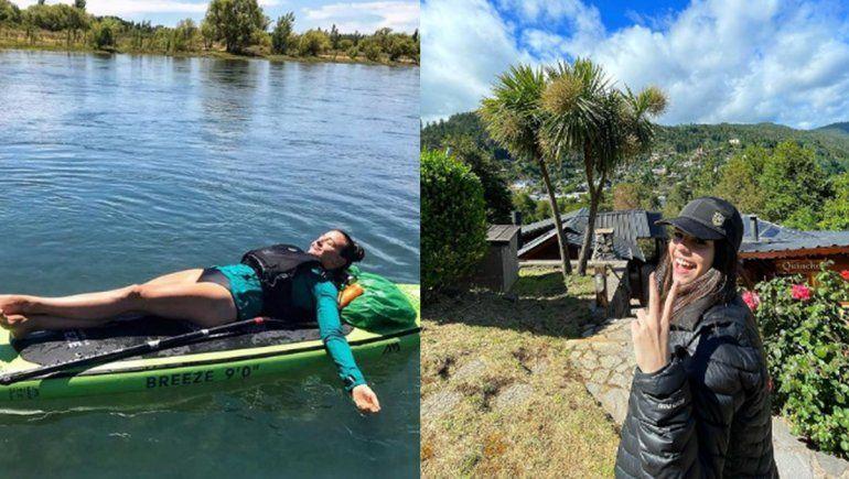 Los famosos que copan Neuquén para disfrutar del verano