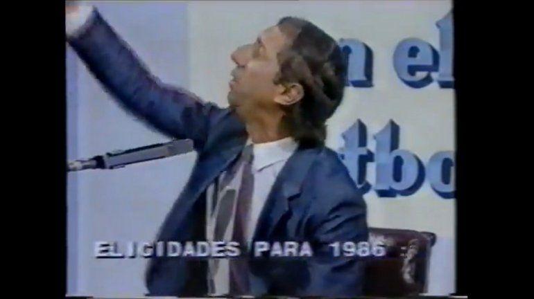 El video viral que muestra el maltrato a Bilardo antes del Mundial 86