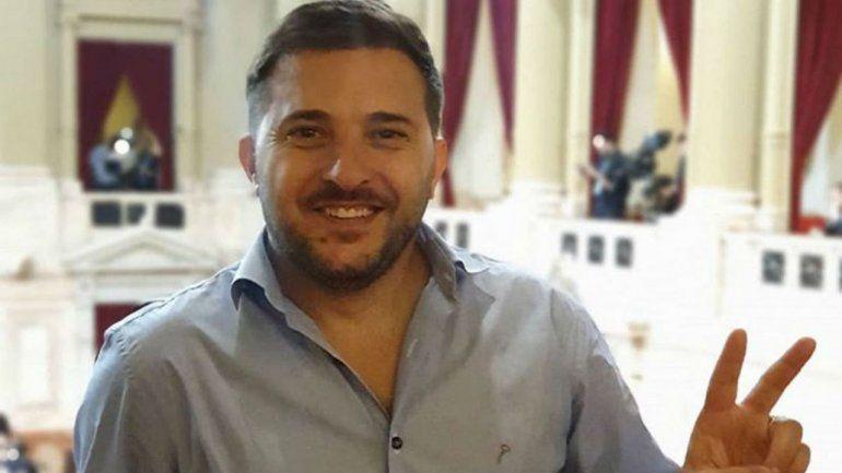 El tuit de Diego Brancatelli con el que criticó a Alberto Fernández