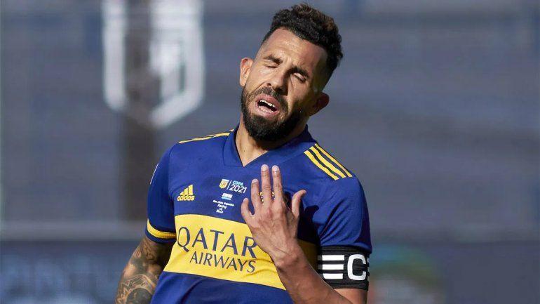 Los memes por la caída de Boca y las críticas de Pagani a Tevez