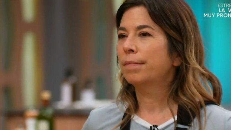 María ODonnell, eliminada MasterChef: Siempre están atentos a lo humano también