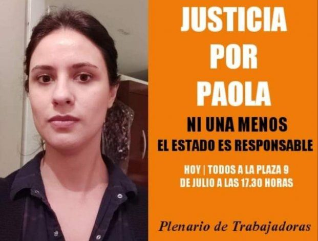 Hubo marchas en Tucumán y en Salta para pedir justicia por el femicidio de Paola Tacacho.