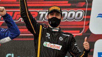 Damián Fineschi fue el ganador del Súper TC2000 en Buenos Aires