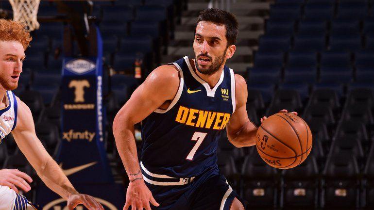 Campazzo debutó en la NBA: Fue un sueño hecho realidad