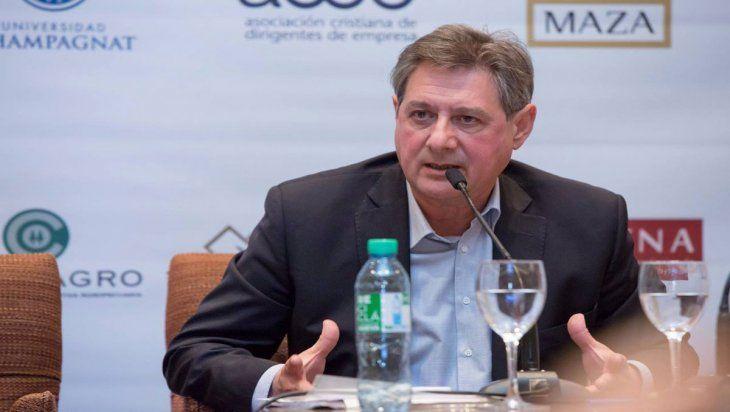 Omar Félix, presidente de la comisión de Energía en Diputados.