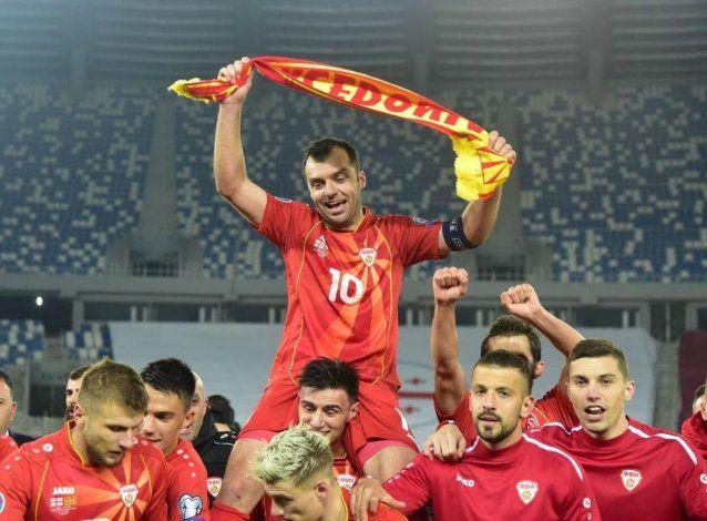 De las clasificaciones dramáticas a la hazaña de Macedonia del Norte — Eurocopa