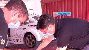 El Súper TC2000 completó un test de neumáticos positivo en Paraná.