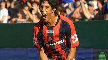 El Pitu, Pablo Barrientos. fue campeón de la Copa Libertadores en San Lorenzo.
