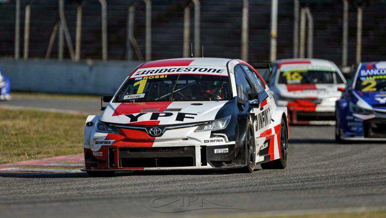 Matías Rossi se mantiene como líder del campeonato del Súper TC2000