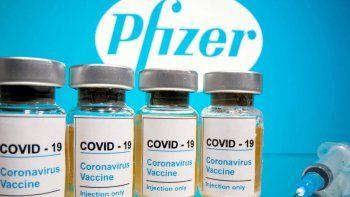 Según estudios de Israel, la vacuna de Pfizersería menos efectiva de lo informado