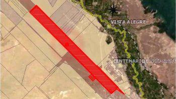 Cómo será el mapa de la ciudad si Gaido logra la ampliación