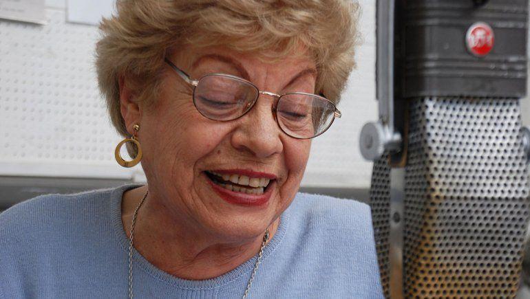 Murió Rita Salto, la primera locutora que tuvo LU5