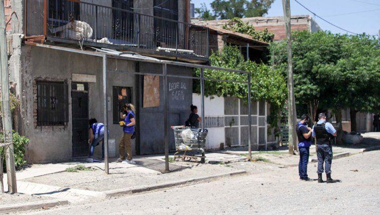 Crimen del barrio Confluencia: No mientas, lo mataste delante de mis hijos