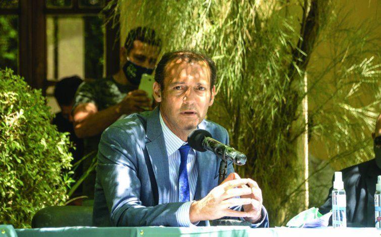 Omar Gutiérrez cerró el 2020 con expectativas altas para lo que viene.