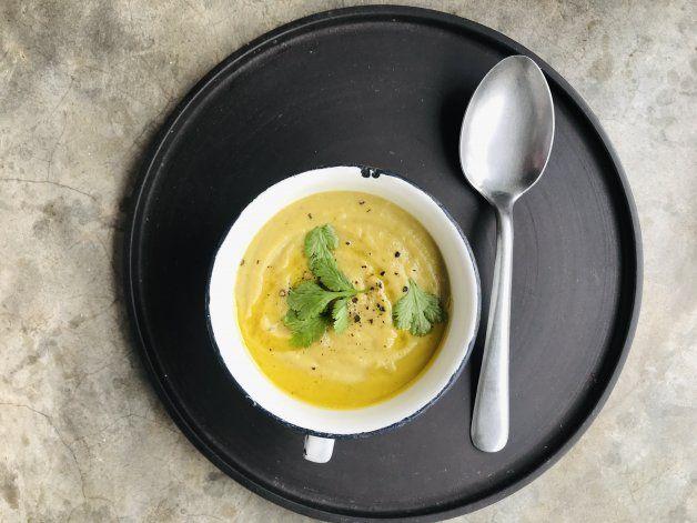 Sopa de zucchini, una receta fácil y deliciosa