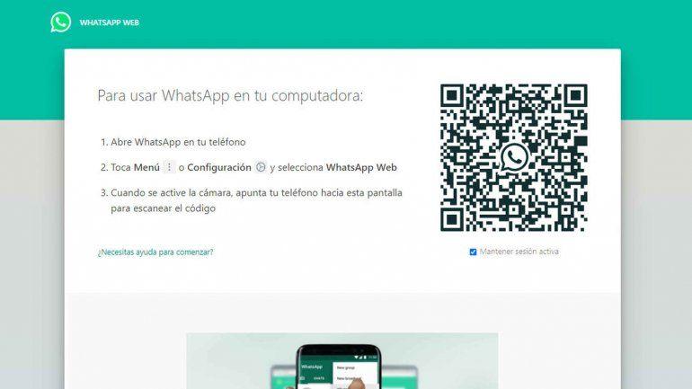 WhatsApp Web: ¿Cómo tener dos cuentas abiertas en un mismo ordenador?