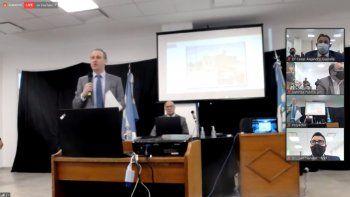 crimen del policia nahuelcar: apuntan contra dos imputados como coautores