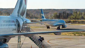 Por medidas de fuerza, se podrían afectar los vuelos en Neuquén