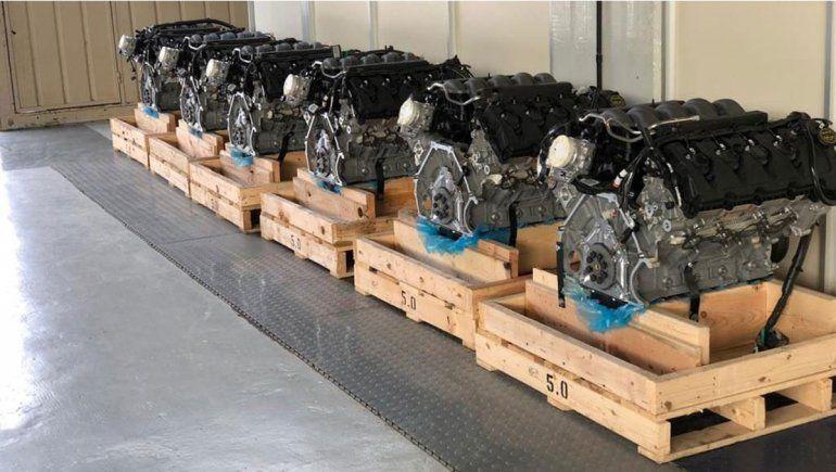 Diego Levy y el proyecto de los nuevos motores V8 del Top Race