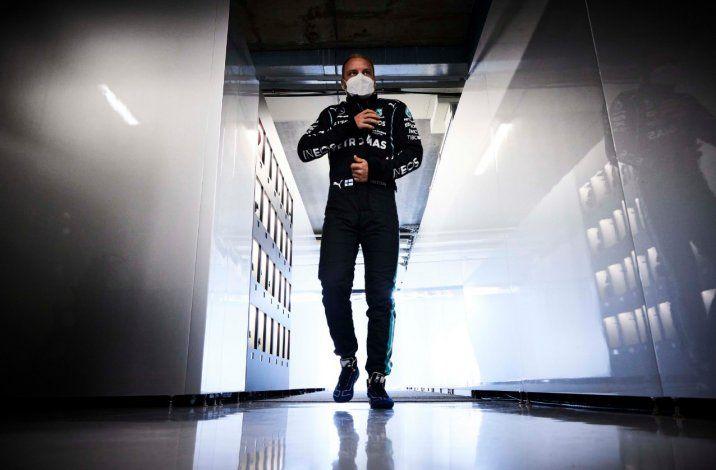 Valtteri Bottas se irá de Mercedes a fines de esta temporada y en 2022 correrá para la escudería Alfa Romeo.