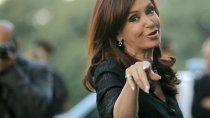 Cristina Kirchner es más popular que el presidente de Argentina