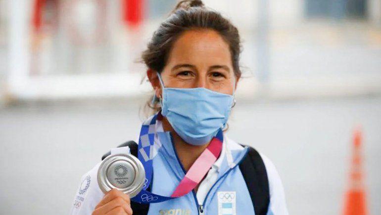 Le robaron la medalla olímpica a una jugadora de Las Leonas
