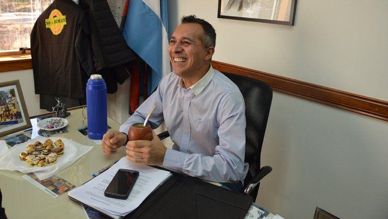 Marcelo Zúñiga, el concejal de Neuquén que superó al Covid