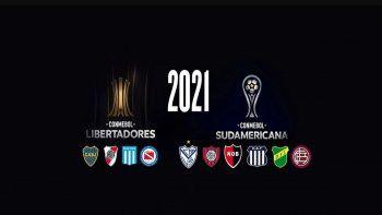 Copa Libertadores: calendario 2021